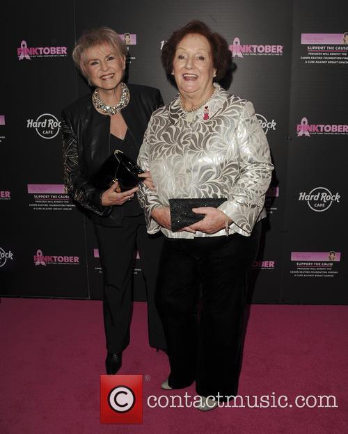 Rita Gilligan Gloria Hunniford 1