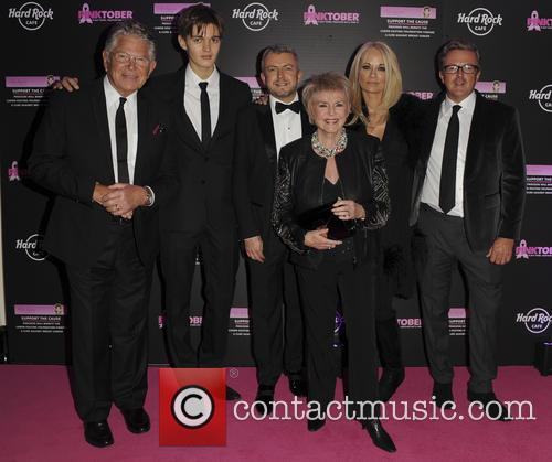 Gloria Hunniford Stephen Way Gabrial Don Lindsey Michael Lisa Paul 3
