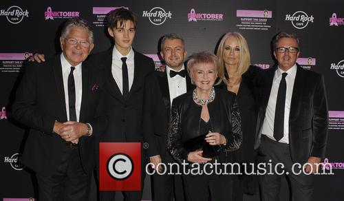 Gloria Hunniford Stephen Way Gabrial Don Lindsey Michael Lisa Paul 4