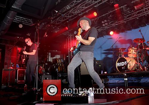 Andy Bell, Mark Gardener and Ride 2