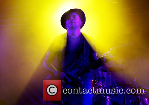 Mark Gardener and Ride 8