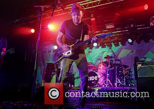 Mark Gardener and Ride 10