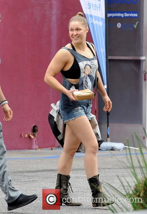 Ronda Rousey mixed martial arts nude (14 photo), foto Bikini, YouTube, lingerie 2017