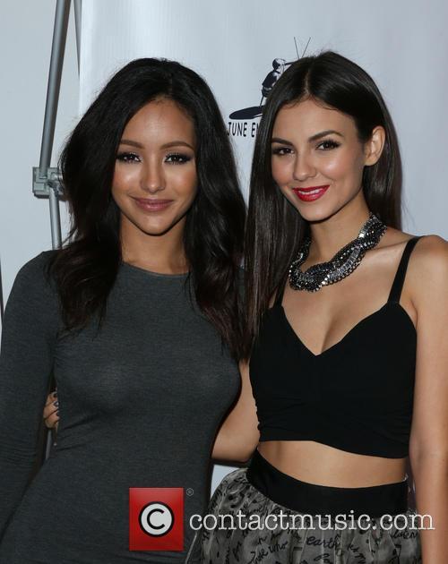 Melanie Iglesias and Victoria Justice 9