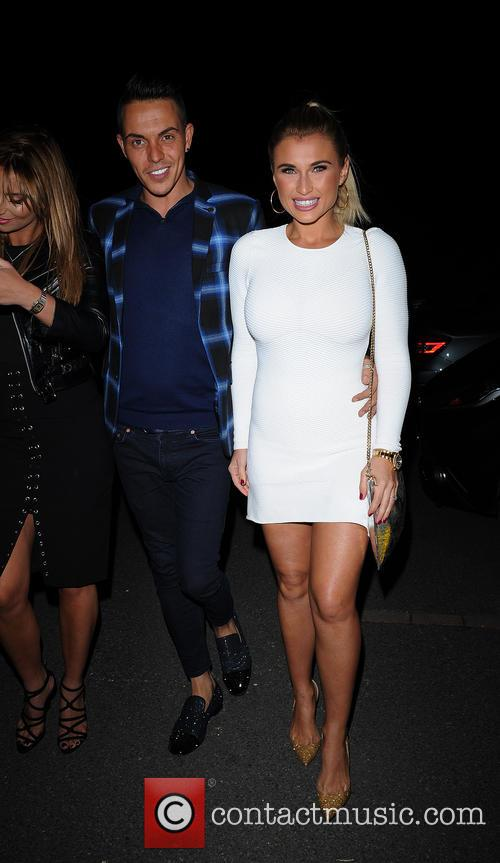 Bobby Norris and Billie Faiers 1