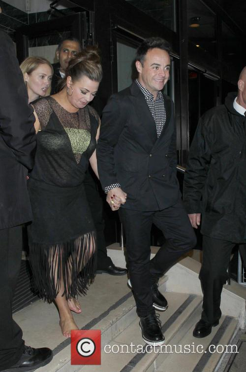 Anthony Mcpartlin and Lisa Armstrong 5