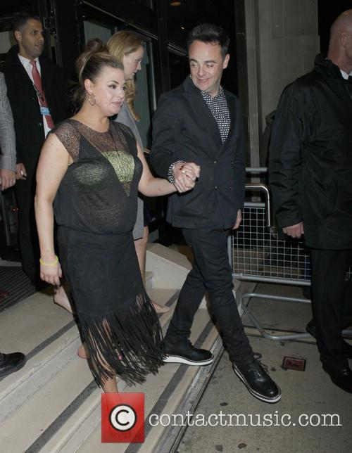 Anthony Mcpartlin and Lisa Armstrong 1