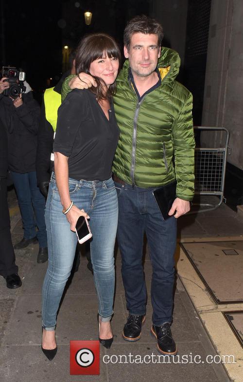 Davina Mccall and Matthew Robertson 2
