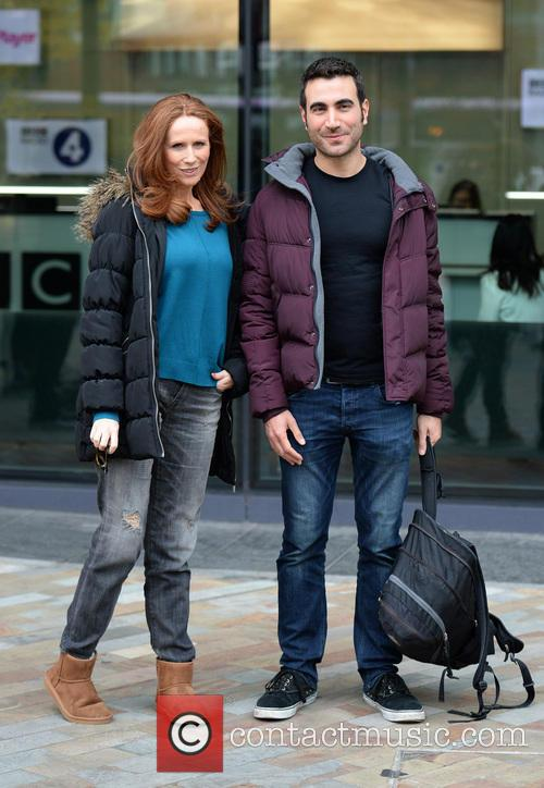 Catherine Tate and Brett Goldstein 3