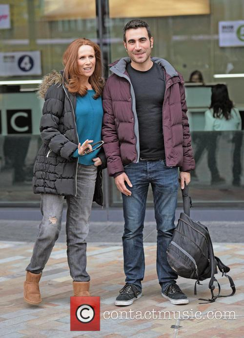 Catherine Tate and Brett Goldstein 1