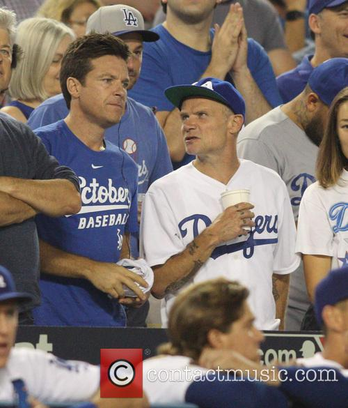 Jason Bateman and Flea 5