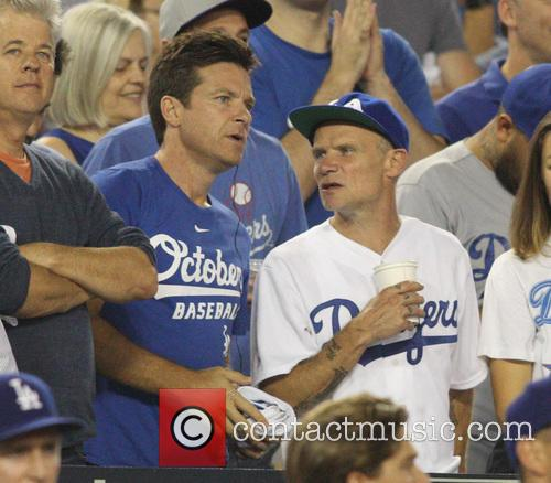 Jason Bateman and Flea 1