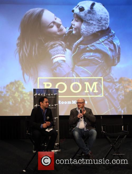 Lenny Abrahamson and Guest 2