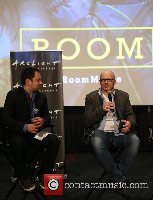Lenny Abrahamson and Guest 1
