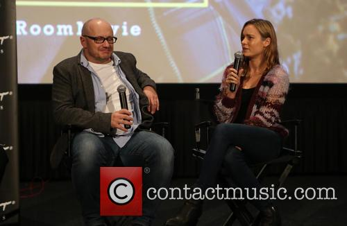 Lenny Abrahamson and Brie Larson 4