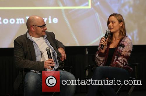 Lenny Abrahamson and Brie Larson 6