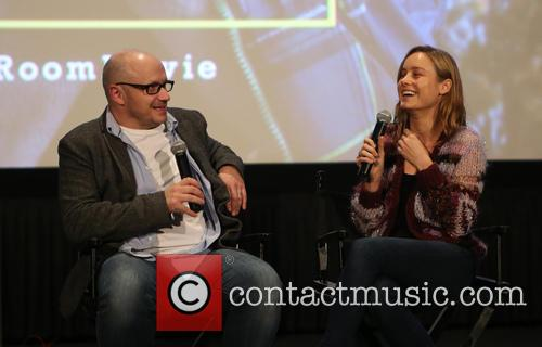 Lenny Abrahamson and Brie Larson 7