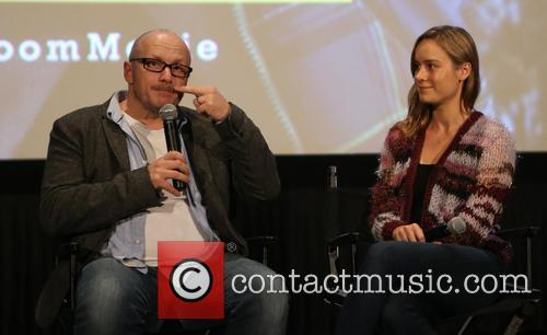 Lenny Abrahamson and Brie Larson 8