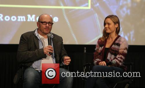 Lenny Abrahamson and Brie Larson 9