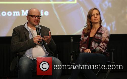 Lenny Abrahamson and Brie Larson 10