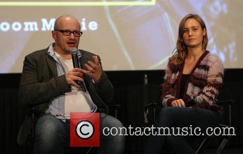 Lenny Abrahamson and Brie Larson 11