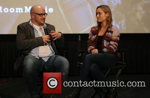 Lenny Abrahamson and Brie Larson 1