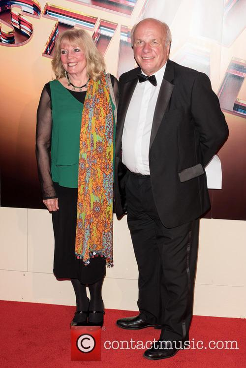 Greg Dyke and Susan Howes 1