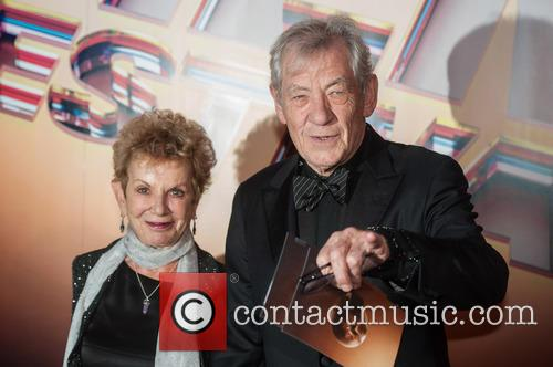 Sir Ian Mckellen and Guest 3