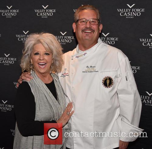 Paula Deen and Chef Les Benders 1