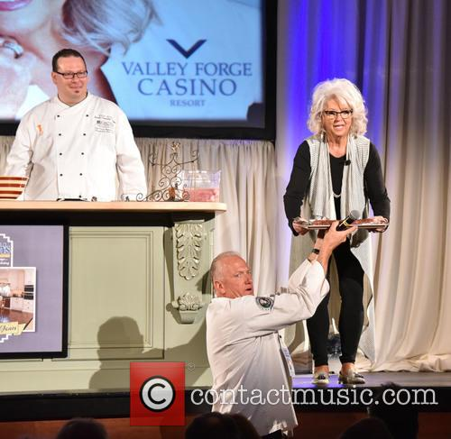 Chef Frank Benowitz and Paula Deen 1