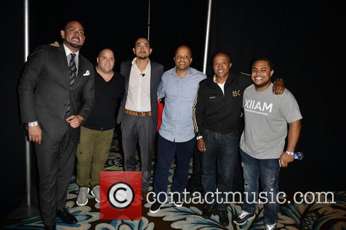 James Cruz, Johnny Marines, Ted Chung, Jay Brown, Kevin Liles and Anthony Saleh 6