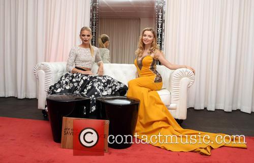 Annalynne Mccord and Izabella Miko 3