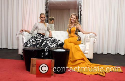 Annalynne Mccord and Izabella Miko 4