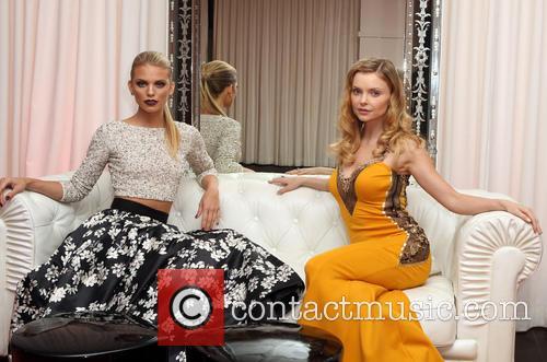 Annalynne Mccord and Izabella Miko 1