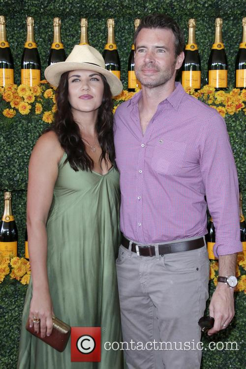 Marika Domińczyk and Scott Foley 1