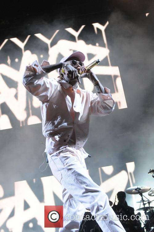 Rocky, Wiz Khalif and Wiz Khalifa 11