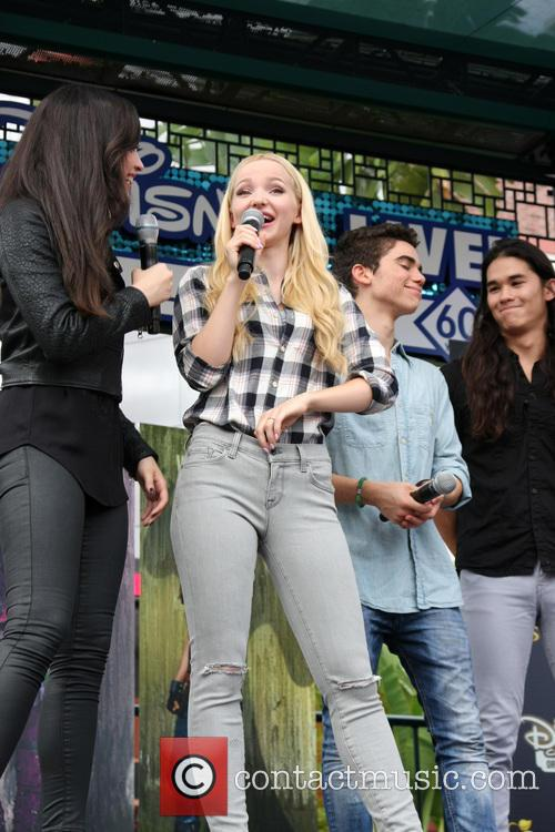 Sofia Carson and Dove Cameron 2