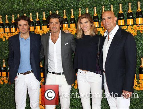 Guest, Nacho Figueras and Delfina Blaquier 1