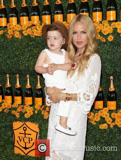 Kaius Jagger Berman and Rachel Zoe 2