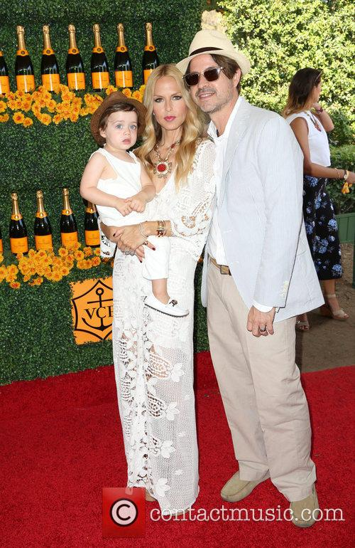 Kaius Jagger Berman, Rachel Zoe and Rodger Berman 2