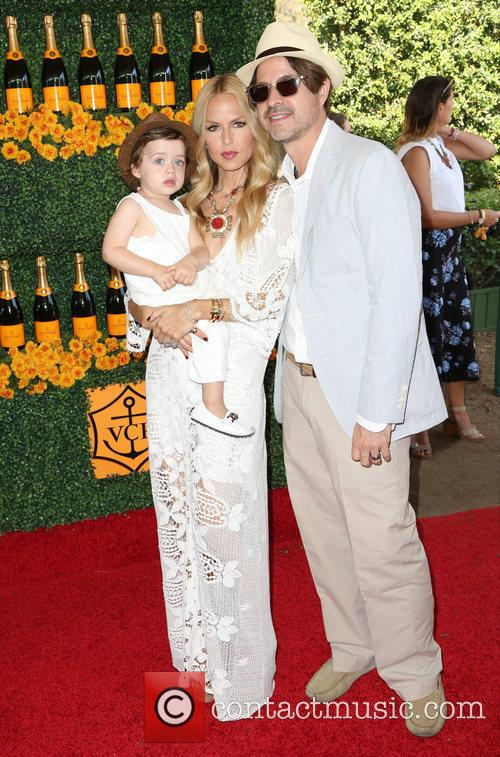 Kaius Jagger Berman, Rachel Zoe and Rodger Berman 3