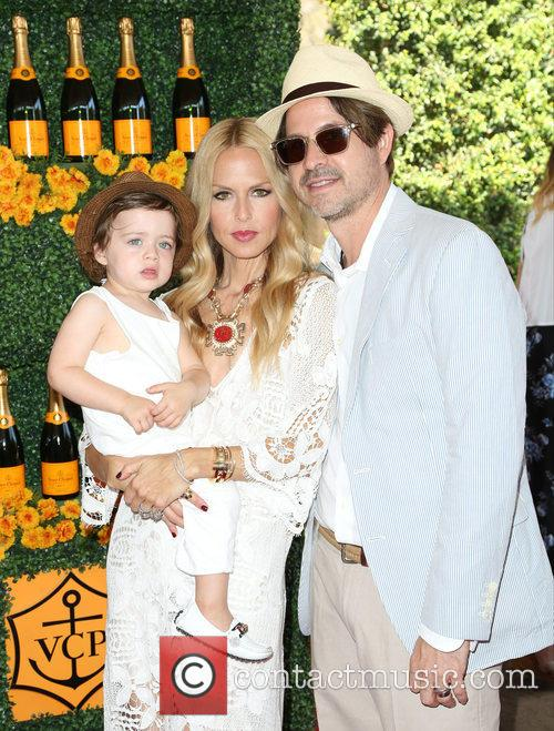 Kaius Jagger Berman, Rachel Zoe and Rodger Berman 1
