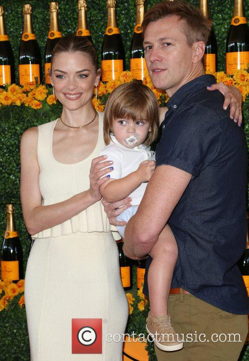 Jaime King, James Knight Newman and Kyle Newman 1
