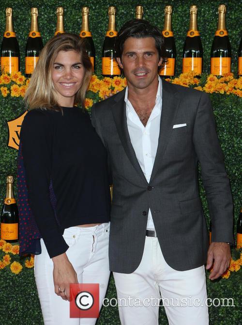 Delfina Blaquier and Nacho Figueras 7