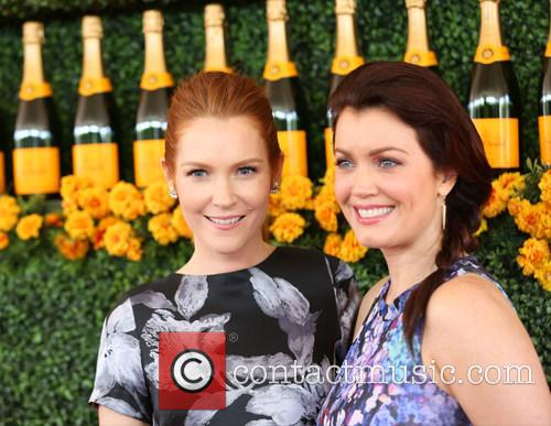 Darby Stanchfield and Bellamy Young 2