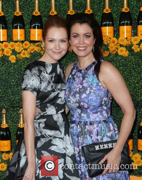 Darby Stanchfield and Bellamy Young 6