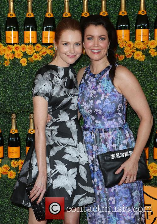 Darby Stanchfield and Bellamy Young 7