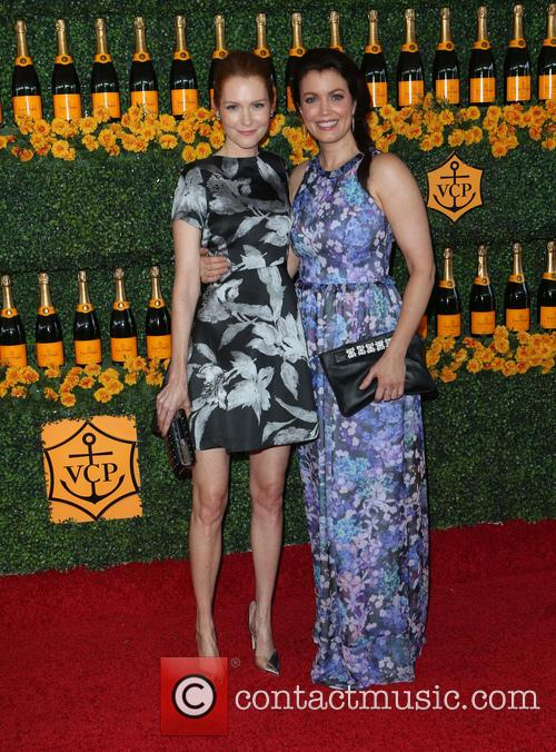 Darby Stanchfield and Bellamy Young 8