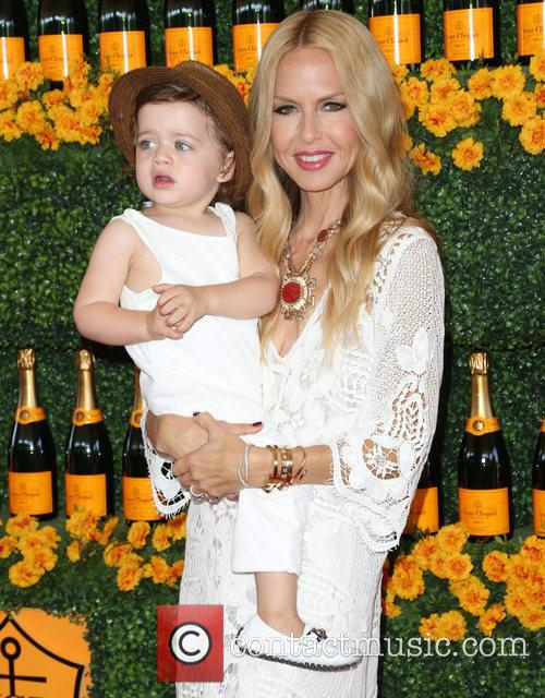 Kaius Jagger Berman and Rachel Zoe 1