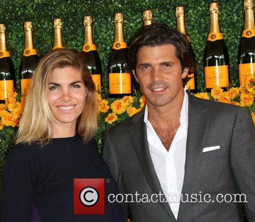Delfina Blaquier and Nacho Figueras 1